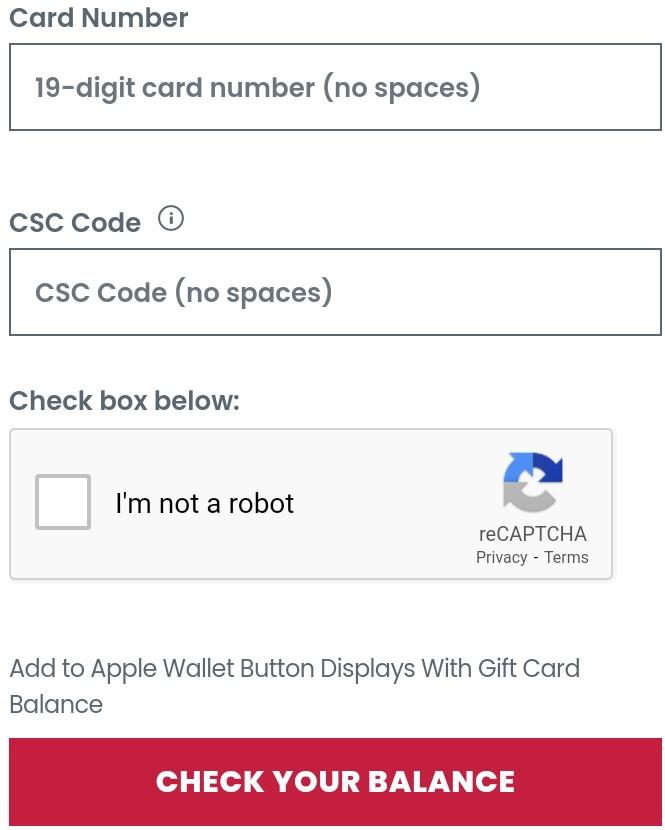 HomeGoods Gift Card Balance Check - How To Check HomeGoods Gift Card Balance