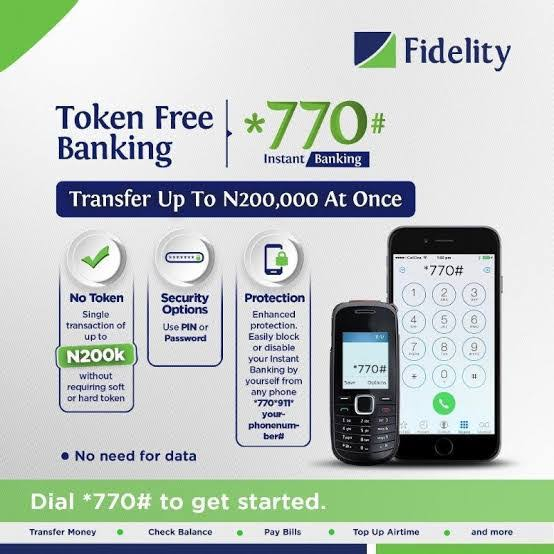 Fidelity Bank Transfer Code - How To Send Money With Fidelity Bank USSD Code