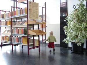 Children's library Ghent Zuid