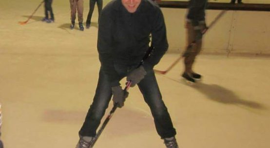 Ice hockey Kristallijn Ghent