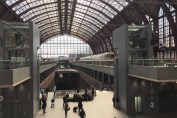 Antwerp Central Train Hall