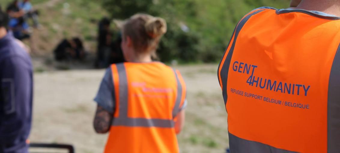 Gent4Humanity Volunteers