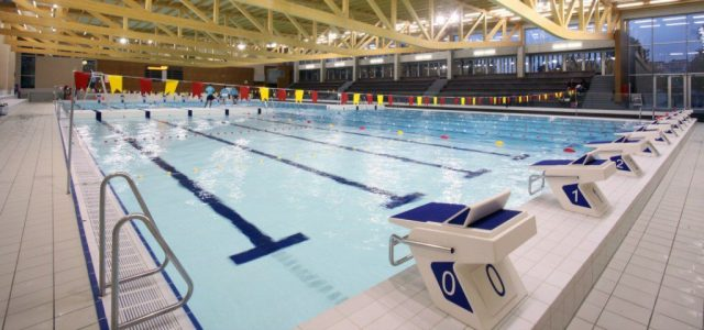 S+R Rozebroeken with 50m swimming lanes