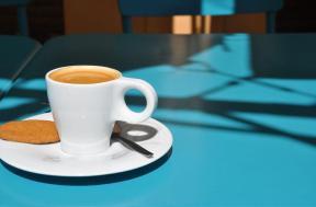 Coffee bar Bidon in Ghent
