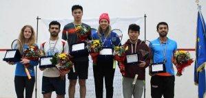 Internazionali D'Italia : Leing and Aitken impress in Riccione