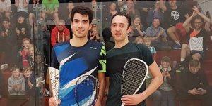 Hampshire Open : Rui Reigns