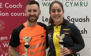 Welsh Nationals : Evans and Creed triumph
