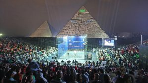 Women's Worlds heads for the Pyramids