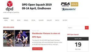 DPD Open Draws