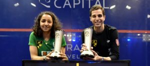 Farag and Welily extend World Tour Finals lead
