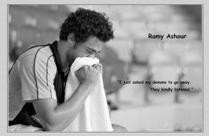 Ramy Ashour Retires