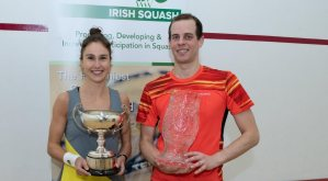Irish Open : It's Nele and Cambo