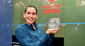 Manchester Open : King Crowned