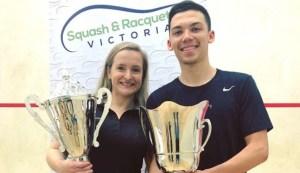Victorian Open Finals