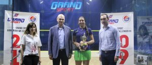 Armenian Challenger III : Farida takes it