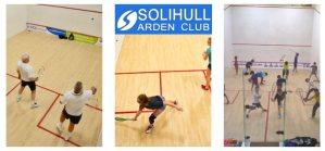 Squash JOBS : Solihull Arden Development Coach
