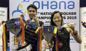 Malaysian Nationals : Finals