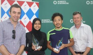 North Coast Open : it's Kobayashi and Azman