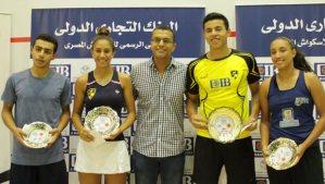 CIB El Shams Finals