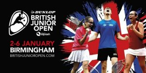 British Junior Open Seedings