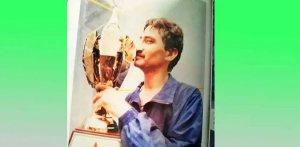 Press: Jansher Khan's journey to fame