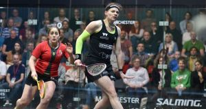 British Nationals : Women's Draw