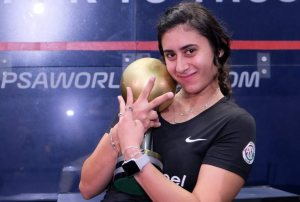 ToC : Sherbini returns to the 'City that never sleeps' …
