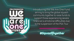PSA Foundation launches 'We Are One' hardship fund