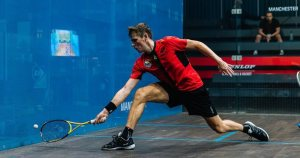 Greg Lobban : grateful to be competing & proud of world rankings boost