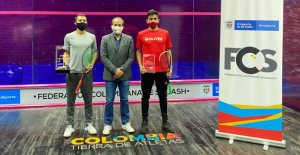 Squash Colombia Challenger