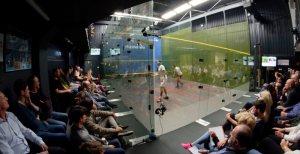 Pro Squash Challenge Series