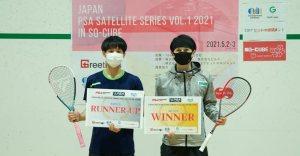 Japan Satellite Series #1 : Tsukue triumphs