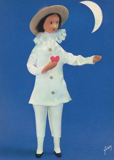 Peynet(Pierrot)2