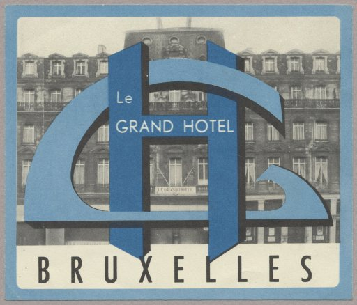 LeGrandHotel,Bruxelles