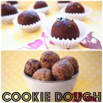 No-Bake Cookie Dough + Truffles
