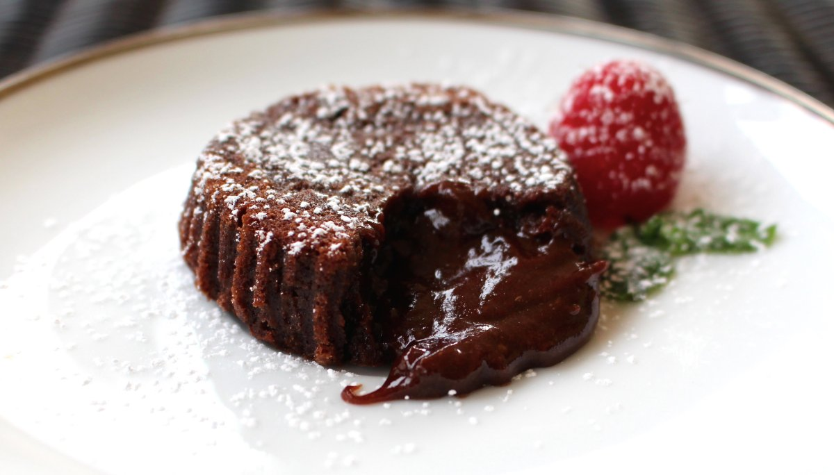 How To Make Molten Chocolate Lava Cake Without Eggs