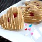 Maraschino Cherries and White Chocolate Cookies