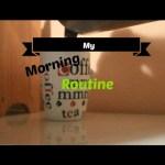 Minimalist Morning Routine in St. Croix