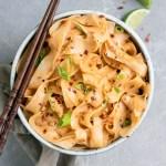 One Pot Curry Noodles