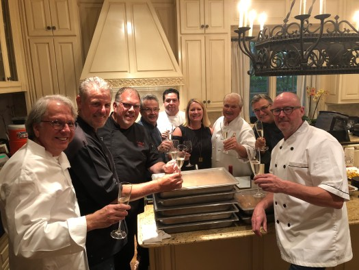 Event staffing Personal Chefs Dallas