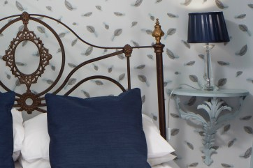 Stag at Stow, White Heart Interiors