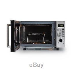 microwave pizza oven kitchen grill built in combination stainless steel 1000w