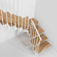 Oak90 Modular Stair Kit | The Staircase People | Spiral ...