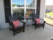 Front Porch Furniture Rocking Chair