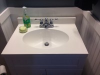 pedestal sink | The Stalnaker Home