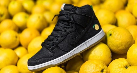 Nike lance la SB Dunk High Pro MOMOFOKU