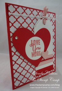 Stampin' Up! Love You More