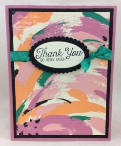 Stampin' Up! Playful Palette Designer Series Paper Stack