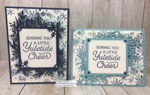 Stampin' Techniques with Sophia - One Sheet Wonder
