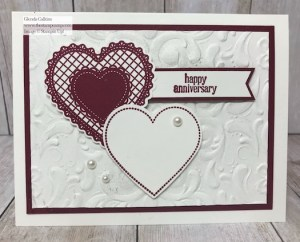 Heartfelt Bundle Anniversary Cards!
